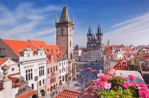 5 csillagos családi kikapcsolódás Prágában