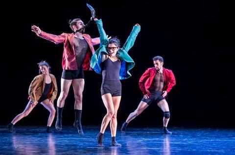 Belépő a Rúzs című balett előadásra