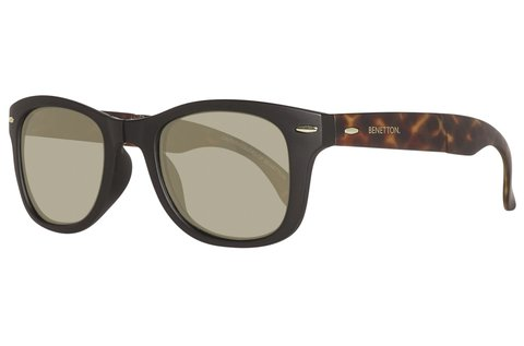 Benetton fekete színű, unisex napszemüveg