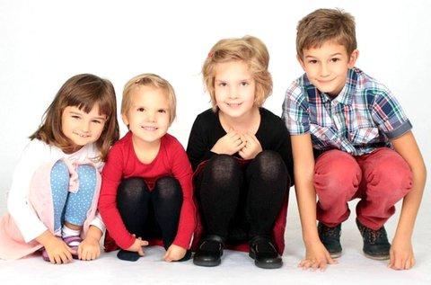 30-45 perces családi fotózás akár 6 fő részére