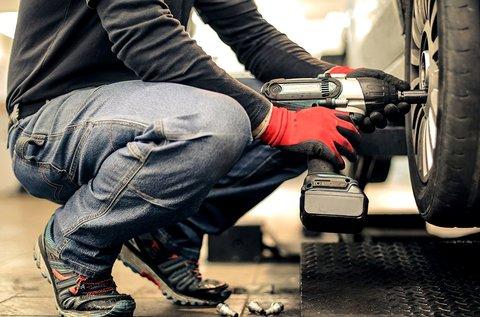 Téli gumi csere a biztonságos közlekedésért