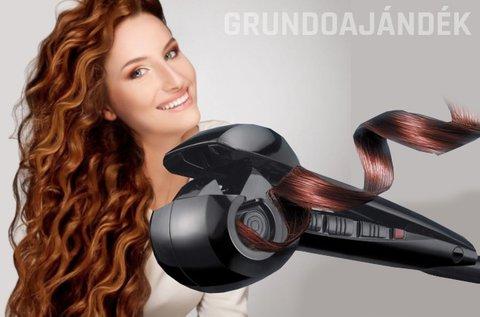 Magic Curl automata hajgöndörítő