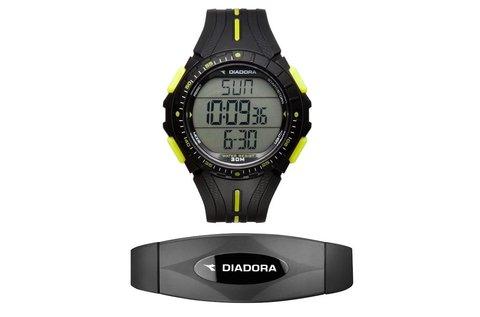 Diadora digitális pulzusmérő karóra övvel