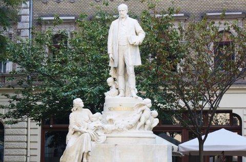 Vezetett séta Semmelweis Ignác nyomában