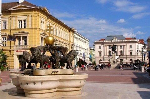 3 napos pihenés a halászlé fővárosában, Szegeden