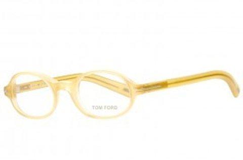 Tom Ford krém színű női szemüvegkeret