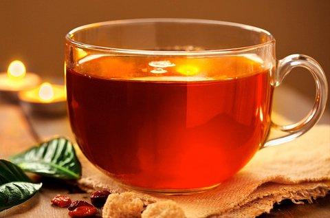 1 csésze Julius Meinl prémium szálas tea