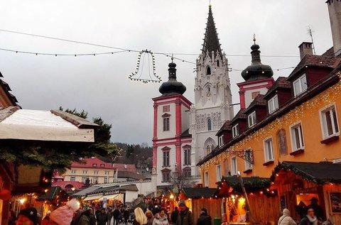 Adventi kalandozás az osztrák Alpokban