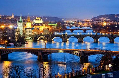 3 napos varázslatos pihenés Prágában