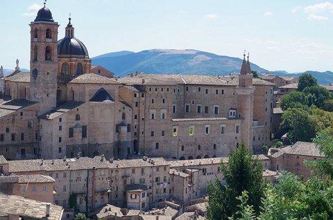Olaszországi wellness feltöltődés Urbinóban