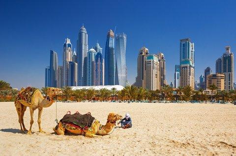 5 napos nyaralás Dubaiban városnézéssel, repülővel