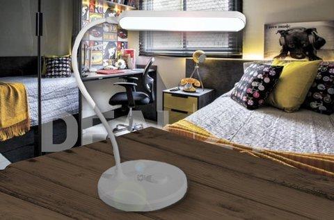 LED-es asztali lámpa USB csatlakozóval