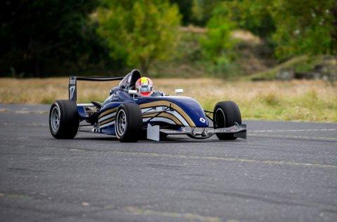 4 körös Formula Renault vezetés Kiskunlacházán