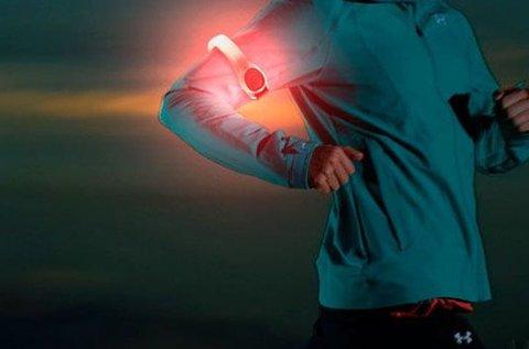 2C karra szerelhető LED-es biztonsági világítás