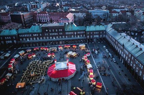 Adventi buszos utazás Szegedre