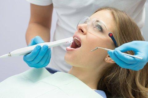 Intraorál kamerás fogászati szűrővizsgálat