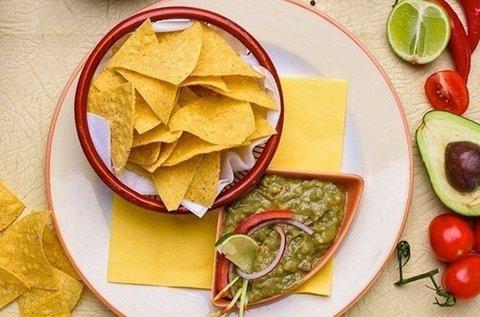 Á la carte mexikói ételfogyasztás 2 főnek