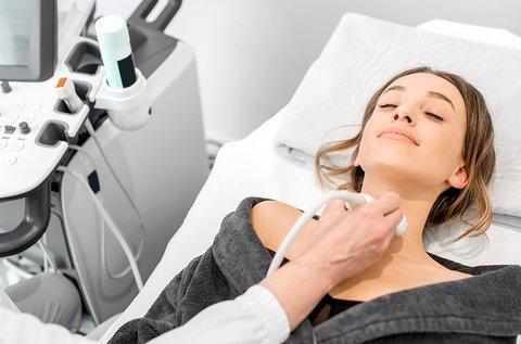 Pajzsmirigy ultrahang vizsgálat