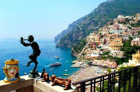 4 napos körutazás Dél-Olaszországban