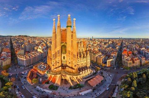 5 napos téli városnézés Barcelonában repülővel