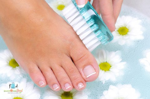 Gyógypedikűrözés a lábak egészségéért