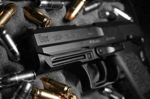 80 lövéses élménylövészet 5 féle fegyverrel