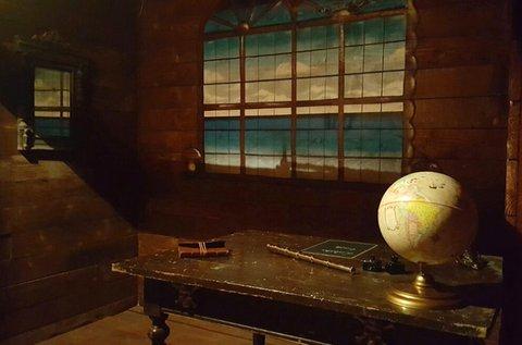 Karib-tenger kalózai szabadulós játék 2-8 főnek