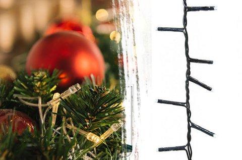 240 vagy 360 LED-es karácsonyi fényfüzér