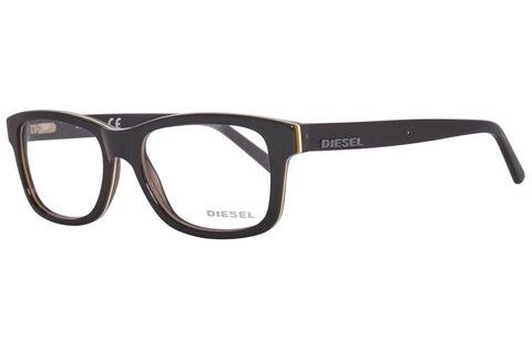 Diesel férfi szemüvegkeret fekete színben