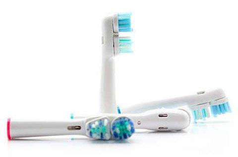 4 db-os Oral-B kompatibilis elektromos fogkefefej