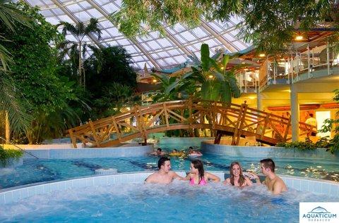 Debreceni felfrissülés élményfürdő belépővel