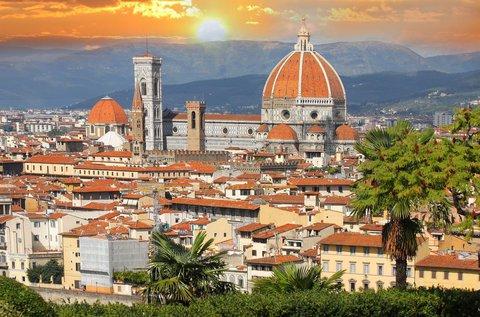 4 napos barangolás a mesés Firenzében repülővel