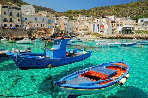 Utazzatok el 5 felejthetetlen napra Szicíliába!