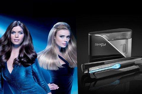 L'Oréal SteamPod hajújraépítés formázással