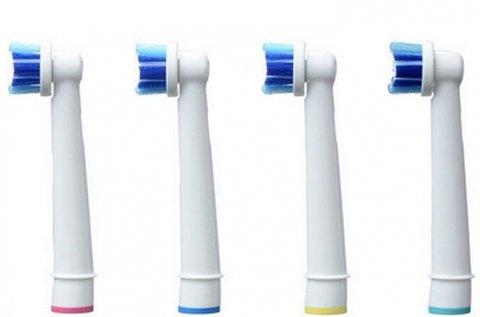 20 db Oral-B kompatibilis elektromos fogkefe fej