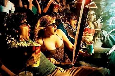 5D Cinema Extreme belépő 2 főnek
