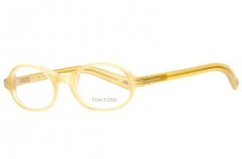 Tom Ford női krém színű szemüvegkeret