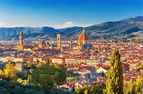 4 napos téli városnézés Firenzében repülővel