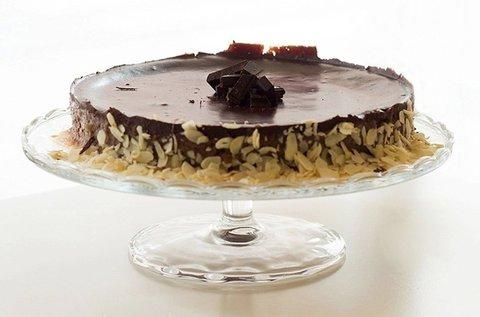 8 és 12 szeletes egészséges torták