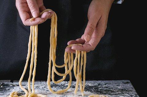 Tradicionális olasz tésztakészítő workshop