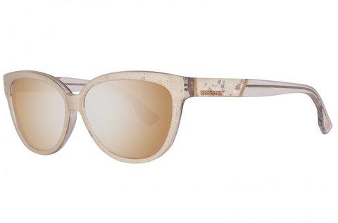 Diesel női napszemüveg arany-barna színben