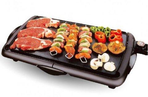 Gourmet tapadásmentes elektromos asztali grill