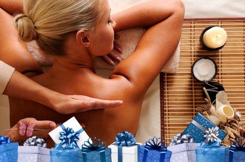 120 perces stresszoldó aromaterápiás masszázs