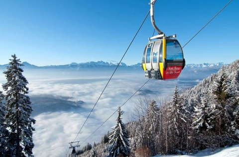 4 napos pihentető téli kikapcsolódás Karintiában