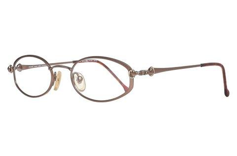 Escada női szemüvegkeret barna színben