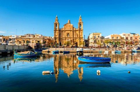 4 napos varázslatos téli pihenés Máltán repülővel