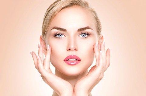 Bőrszépítő arckezelés mikrodermabrázióval