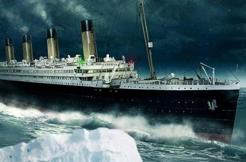 Titanic szabadulós játék 6 fő részére 60 percben