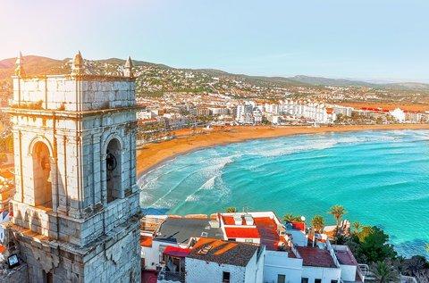4 napos téli kikapcsolódás Valenciában repülővel