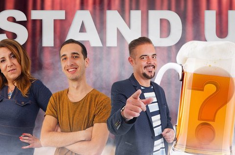 Best of Stand up comedy humorestek vacsorával